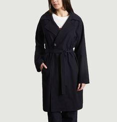 Manteau Façon Trench Bakerstreet