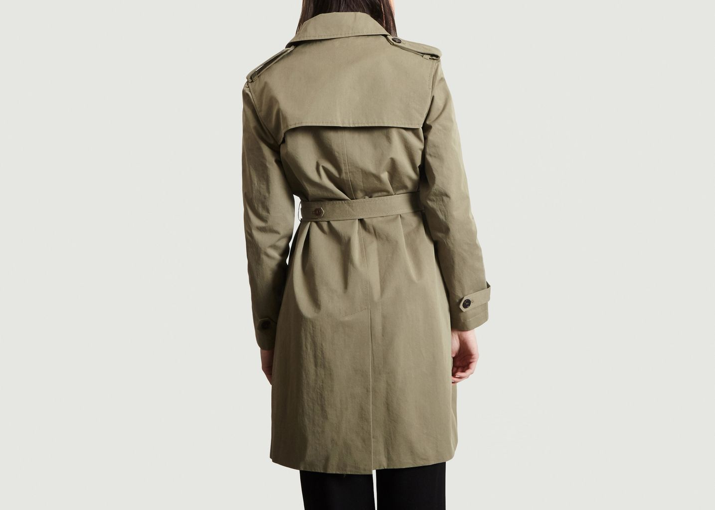 Trench A Double Boutonnage Joséphine - A.P.C.