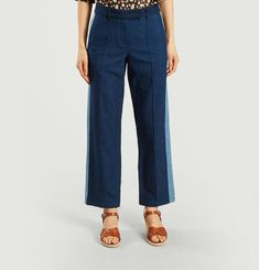 7/8 length Cooper Trousers