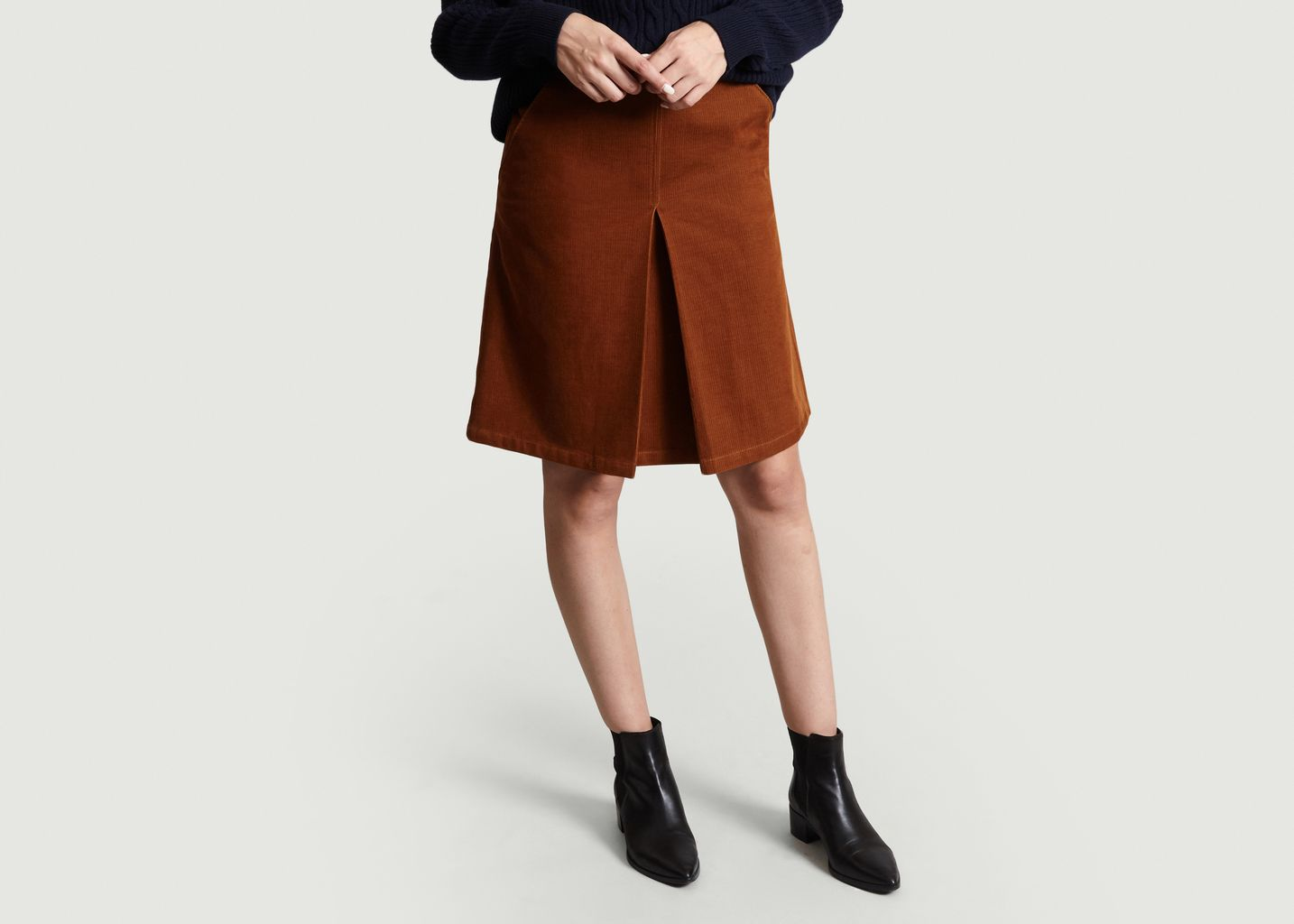 Jupe Velours Coco - A.P.C.