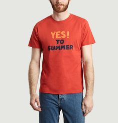 T-Shirt Yes ! To Summer