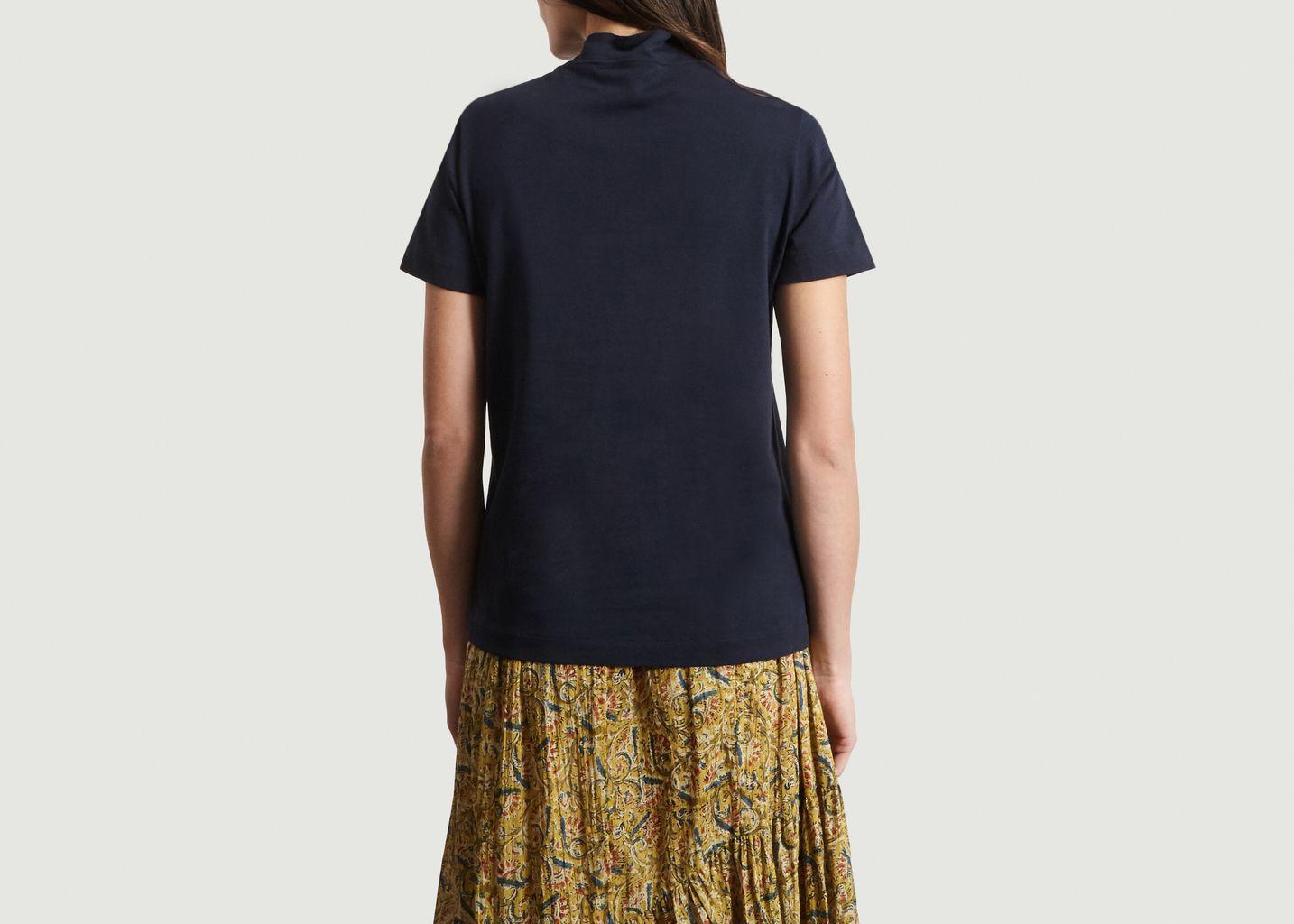 T-Shirt Col Cheminée Chloé - A.P.C.