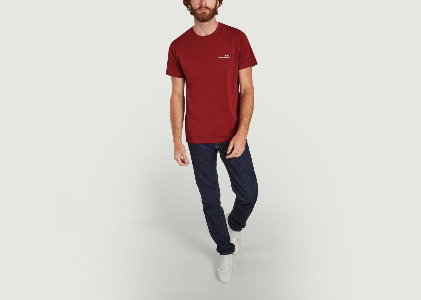 Tee-shirt Item - A.P.C.