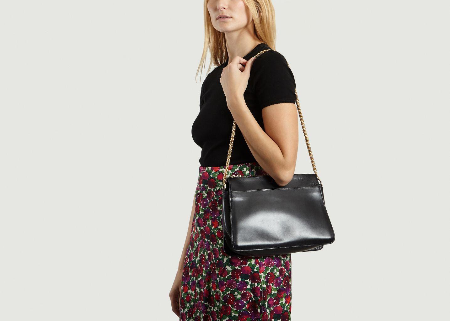 Ella leather shoulder bag A.P.C. VShT8uvAh