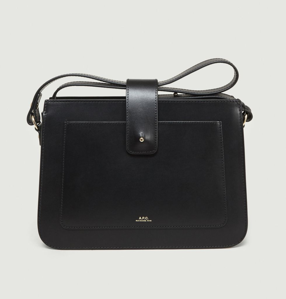 8f7cc994289f Albane Handbag Black APC Paris