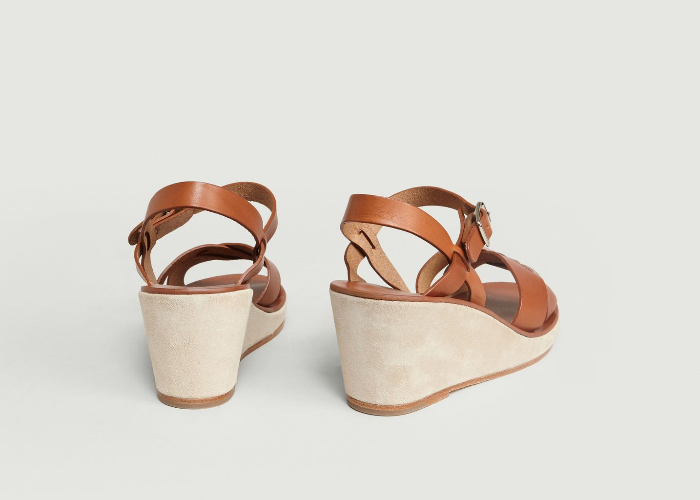 24d3b758539e5d Judith Sandals NaturalAPC Paris