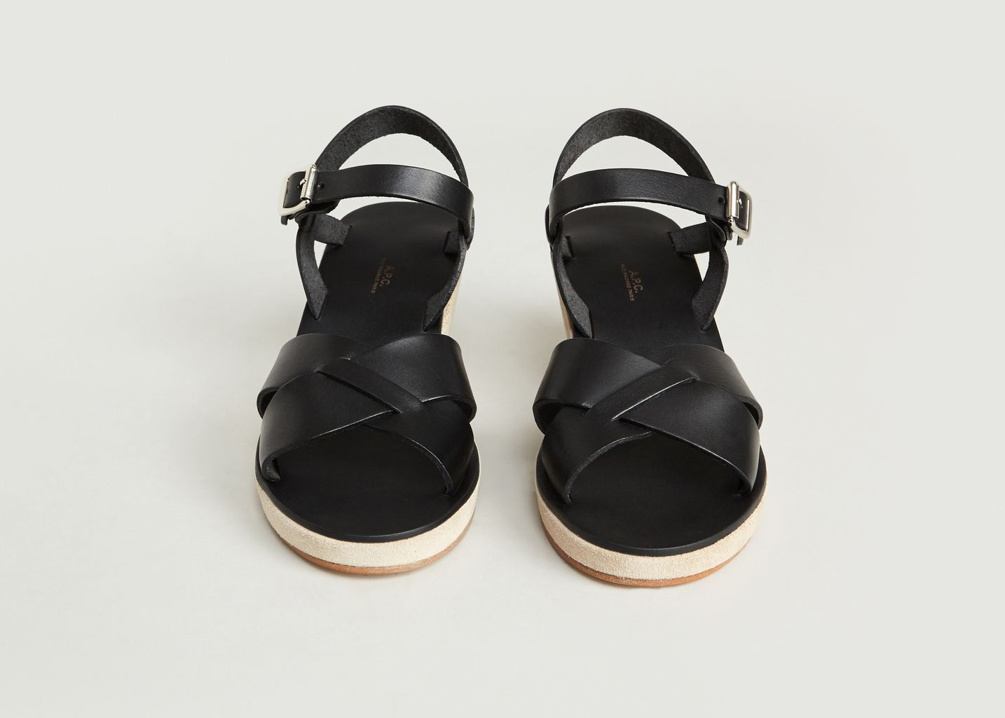 bbdc637482315c Judith Sandals BlackA.P.C.