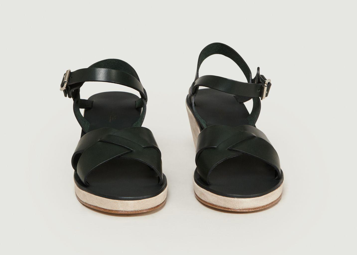 Sandales Compensées Judith - A.P.C.