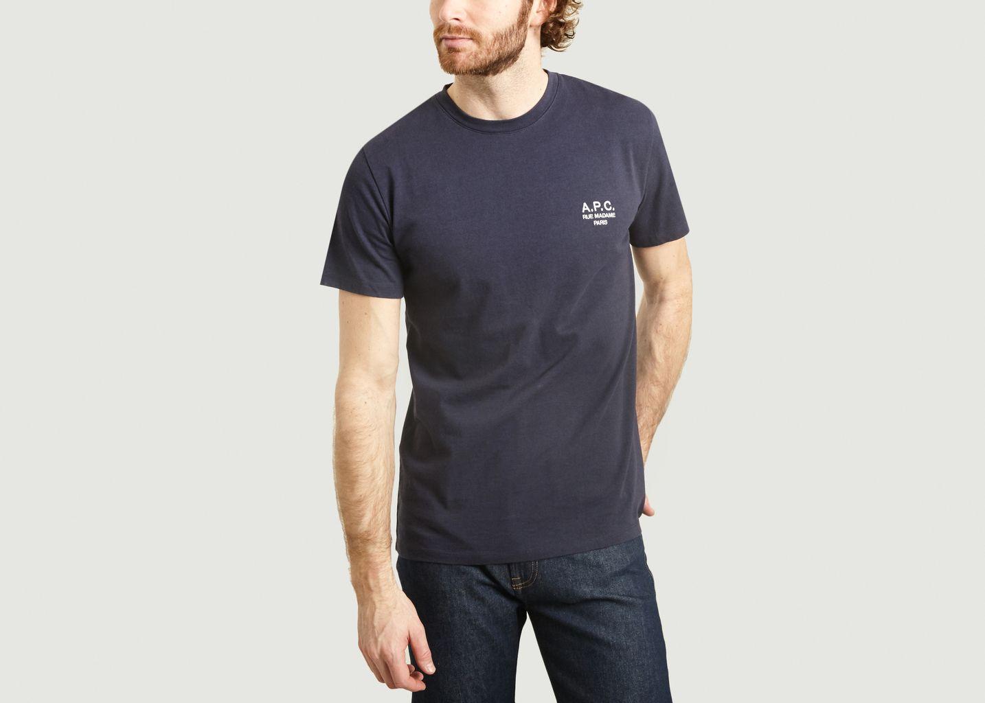 T-Shirt Logotypé Raymond - A.P.C.