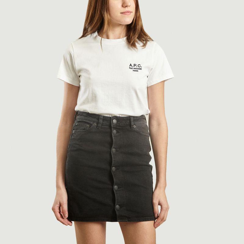 T-Shirt Logotypé Denise - A.P.C.