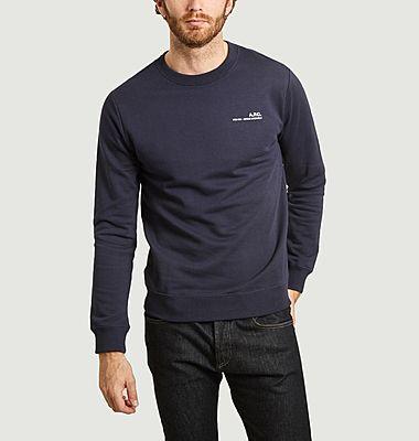 Sweatshirt logotypé Item
