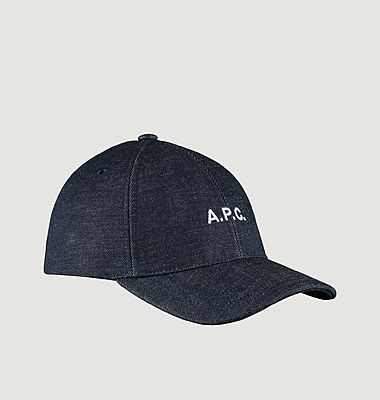 Charlie cap with logo