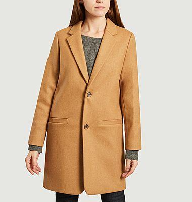 Carver straight coat