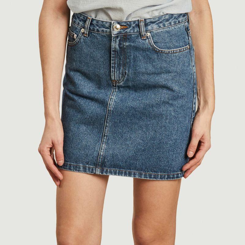 Jupe en jean standard  - A.P.C.