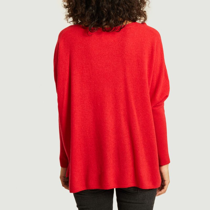 Pull oversize en cachemire Camille - Absolut cashmere