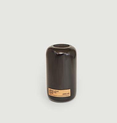 Bougie Morning Star - 450gr - Ambre Noir
