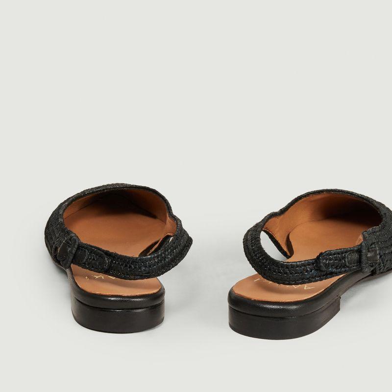 Sandales Léandra en raphia  - Anaki