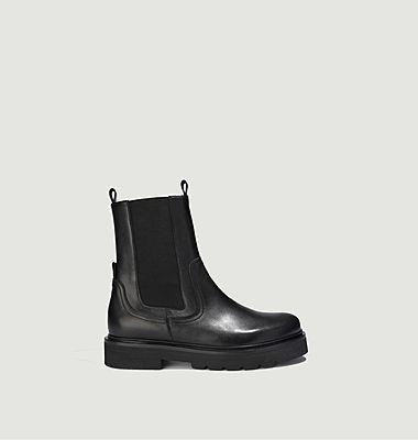 Chelsea boots en cuir Jonna