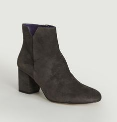 Bottines Virgin Velours