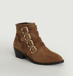Bottines Sofia
