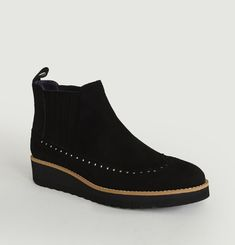Bottines Connor