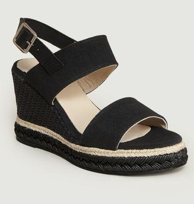 Sandales Compensées Stella