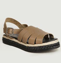 Sandales A Plateforme Silvana