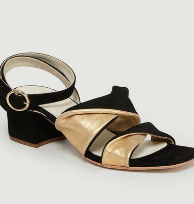 Sandales à Talon Flora