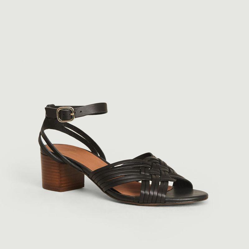 Sandales en cuir Héloïse - Anaki