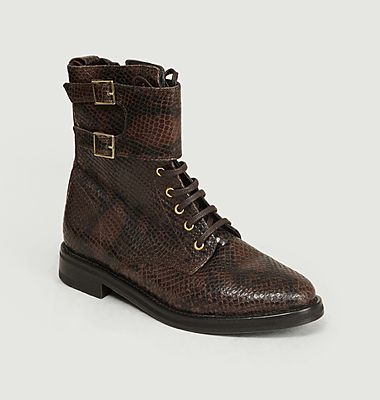 Bottines rangers London