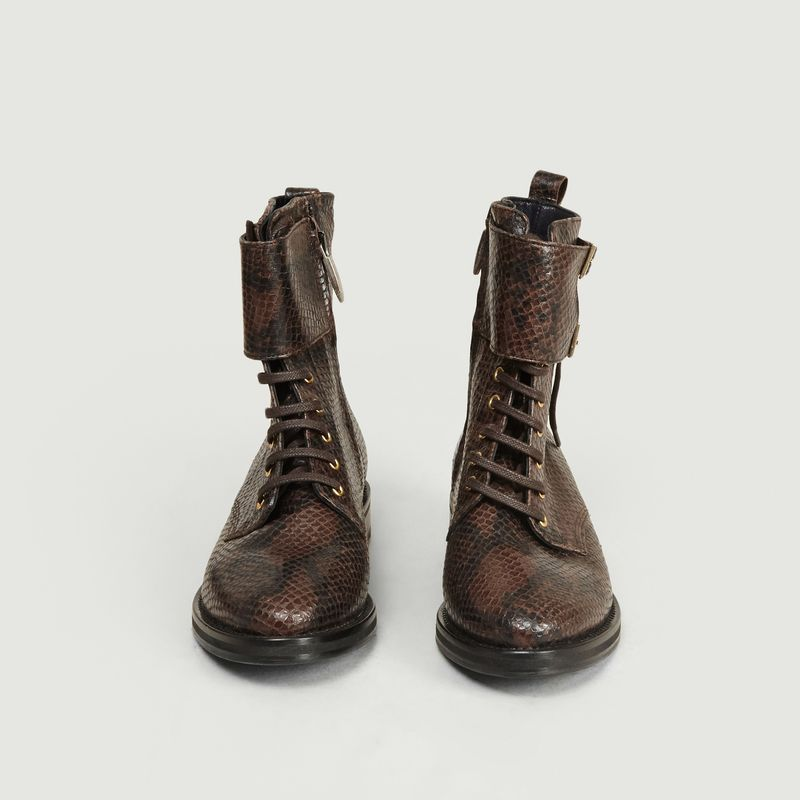 Bottines rangers London - Anaki