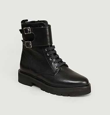 Bottines rangers Lottie
