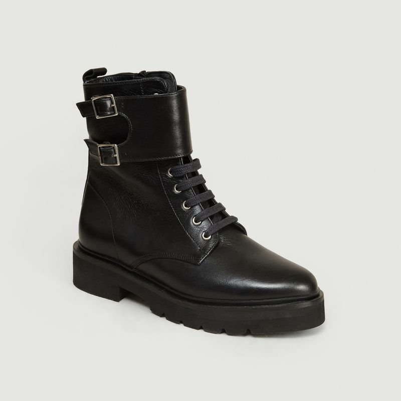 Bottines rangers Lottie - Anaki