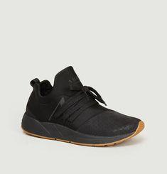 Raven Nubuck Sneakers