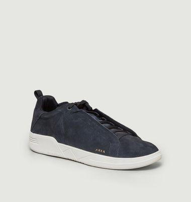 Sneakers Uniklass suede S-C18