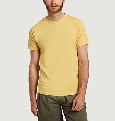 T-shirt classique en coton bio