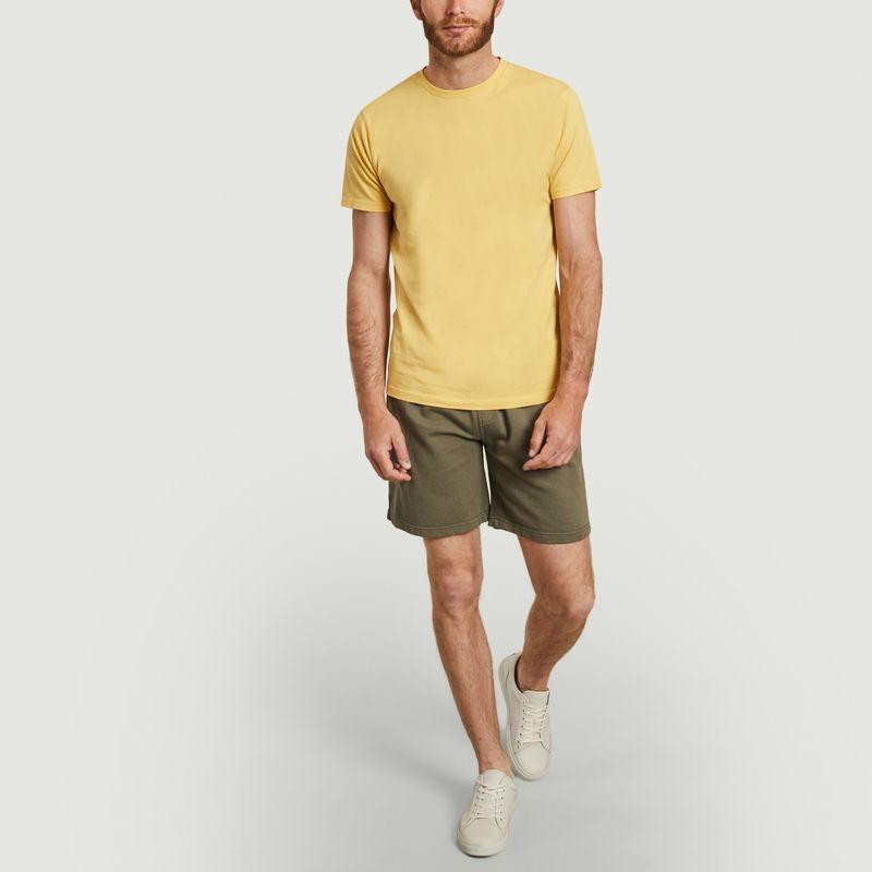T-shirt classique en coton bio - Colorful Standard