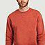 matière Sweatshirt classique en coton bio - Colorful Standard