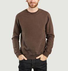 Sweatshirt Classique En Coton Bio