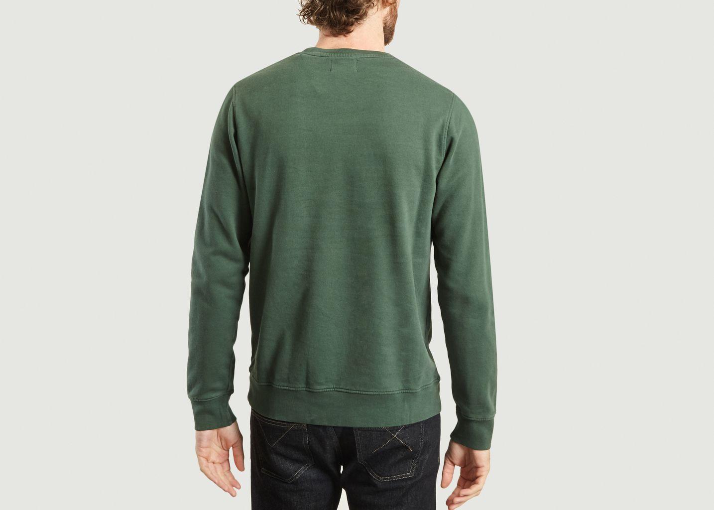 Sweatshirt Classique En Coton Bio - Colorful Standard