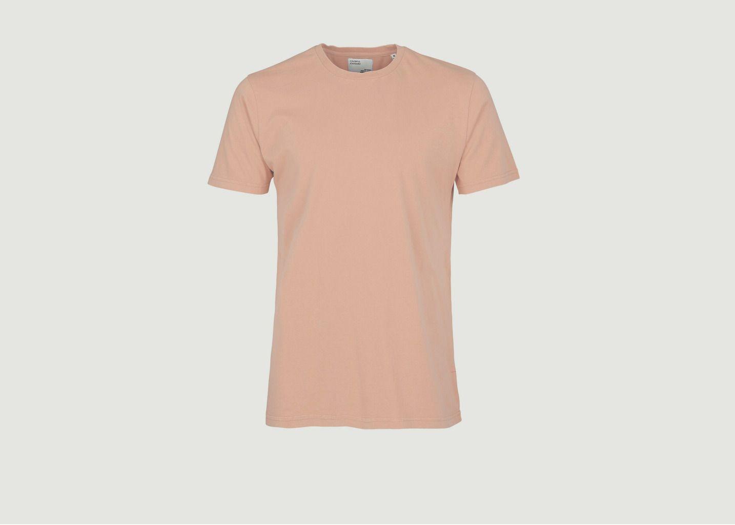 T-Shirt Uni Classique En Coton Bio - Colorful Standard