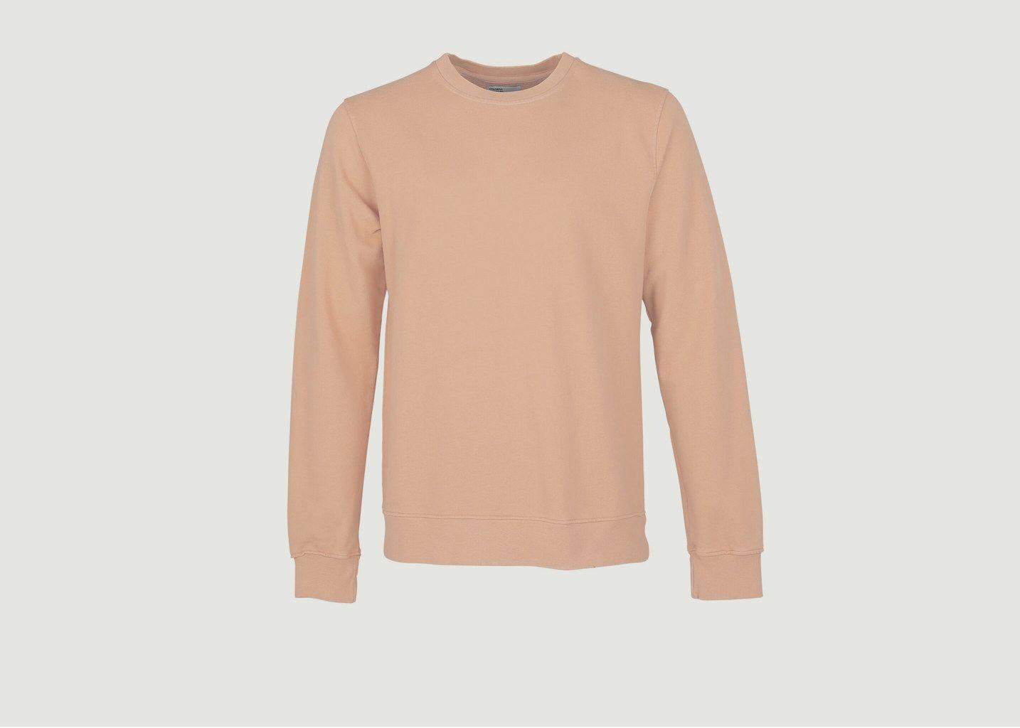 Sweat Uni Classique En Coton Bio - Colorful Standard