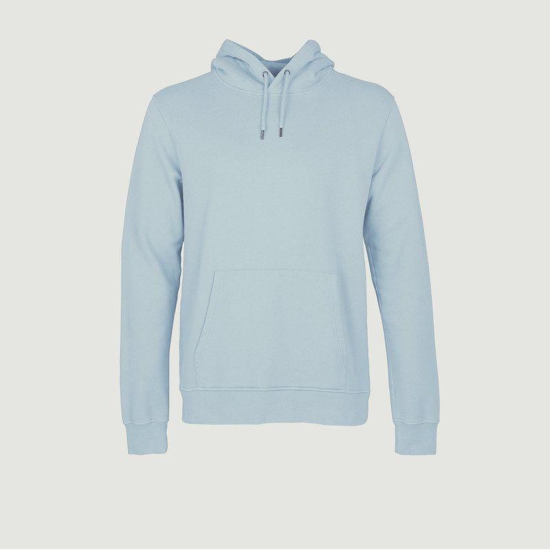 Hoodie Uni` Classique En Coton Bio - Colorful Standard