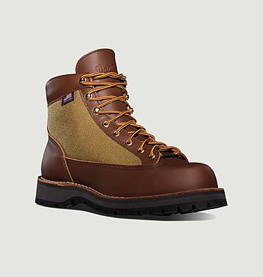 Danner Light fabric and leather boots
