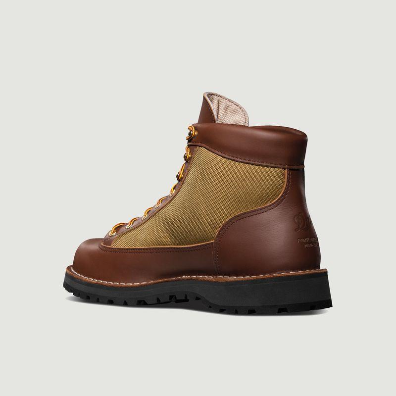 Boots en cuir et tissu Danner Light - Danner