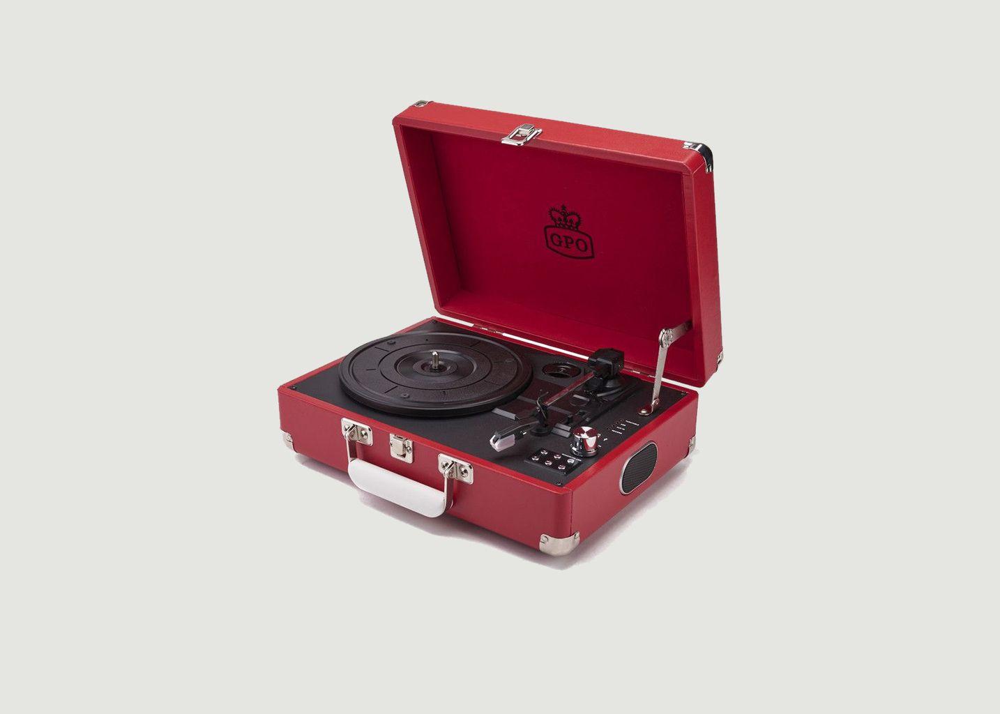 GPO Attache Case Red - GPO Retro