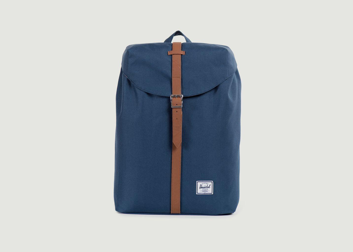c4a6e465c2e Post Mid Volume Backpack Navy Blue Herschel Supply Studio