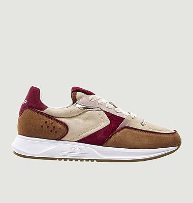 Sneakers de running en nubuck Jordaan