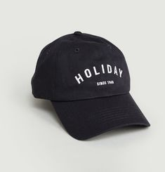 Casquette Holiday
