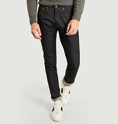 Jean brut stretch tapered J205